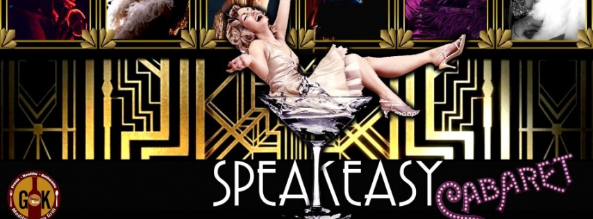 SPEAKEASY @ TWILIGHT LOUNGE