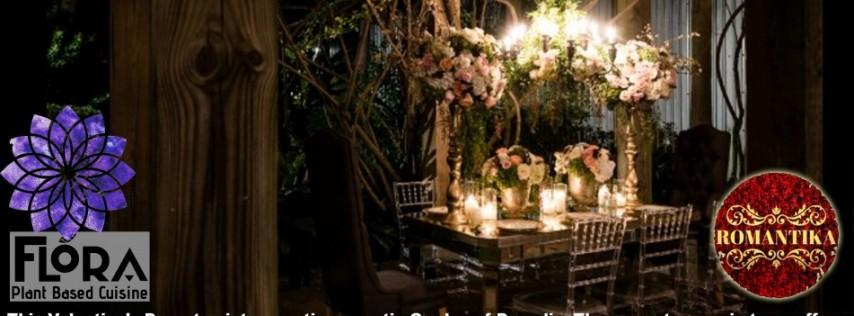 Valentine's Day in the Garden - Vegan Dinner