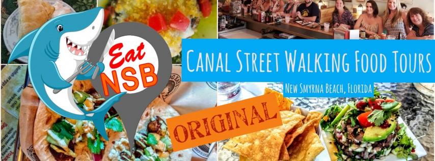 Eat NSB Canal Street Walking Food Tour