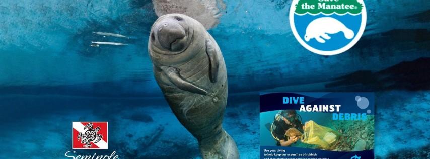 Blue Spring CleanUp & Dive Against Debris