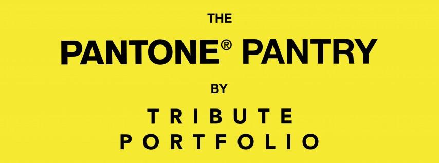 Pantone Pantry by Tribute Portfolio