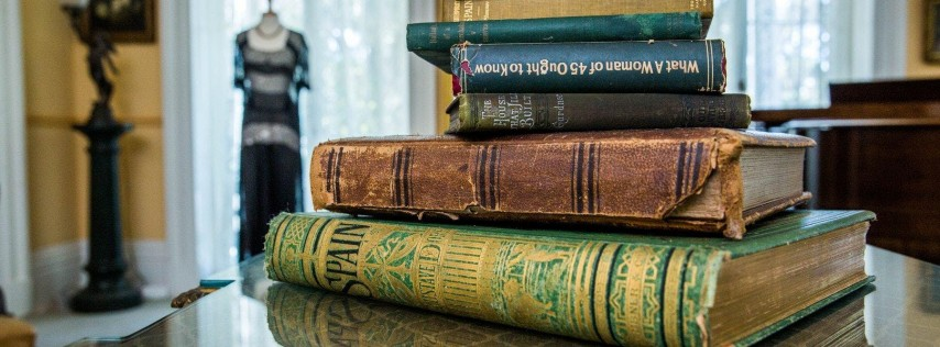 Uncovering the Great Books of Goodwood