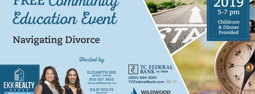 FREE Community Educational Event - Navigating Divorce