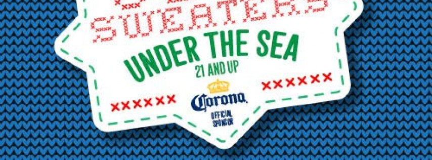 Ugly Sweaters Under the Sea