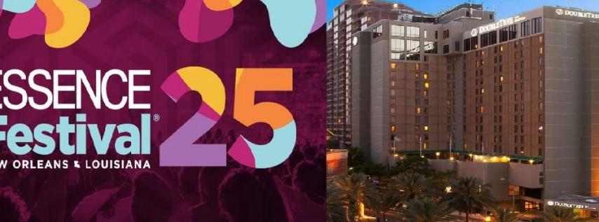 Essence 25th Anniversary Festival 2019 *** 5 Nights Accommodation