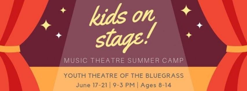 Project Encore Music Theatre Summer Camp 2019
