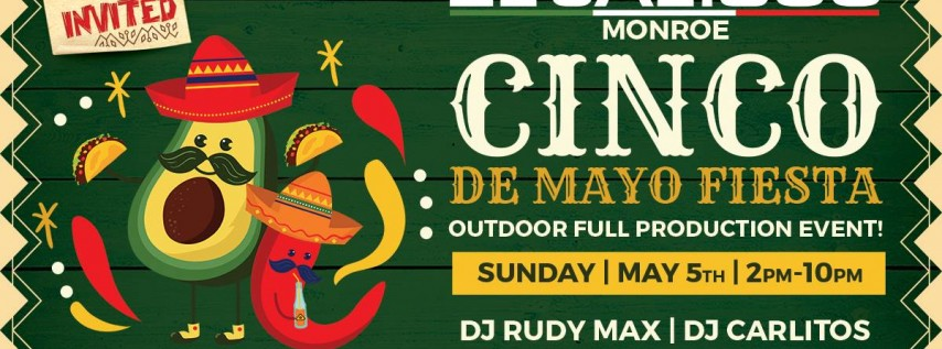 Cinco De Mayo 2019 Block Party