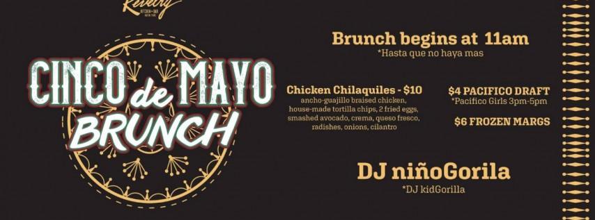 Cinco de Mayo Brunch!