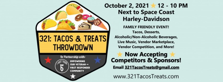 321: Tacos & Treats Throwdown