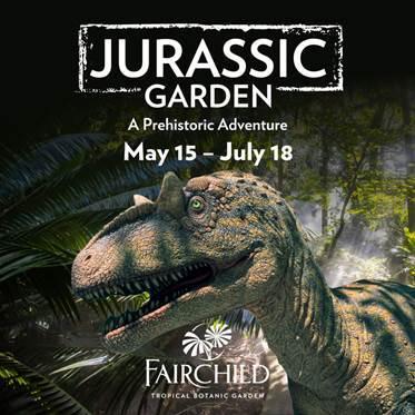 Jurassic Garden: A Prehistoric Adventure