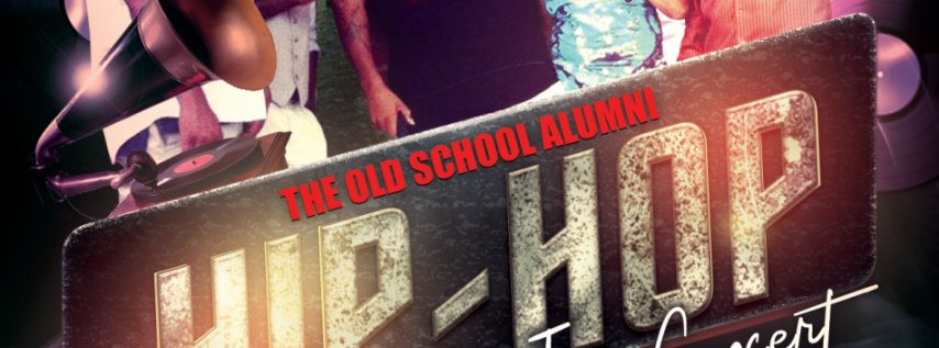 Old School Alumni Hip-Hop Outdoor Tailgate Concert