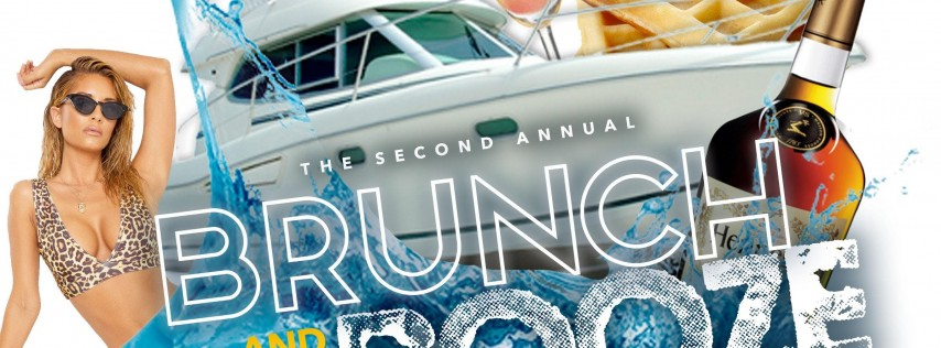 2nd Annual Brunch & Booze Cruise: Ready or YACHT?!