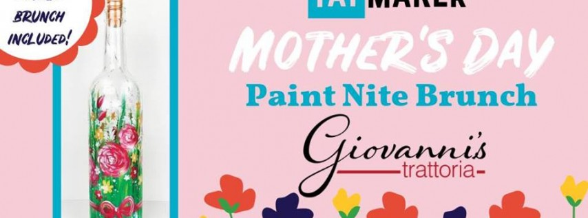 Mother's Day Brunch with Yaymaker at Giovanni's Trattoria
