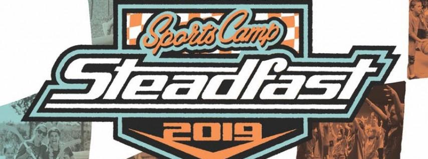 Sports Camp 2019 Volunteer Registration - Week 1 (UNIVERSITY)