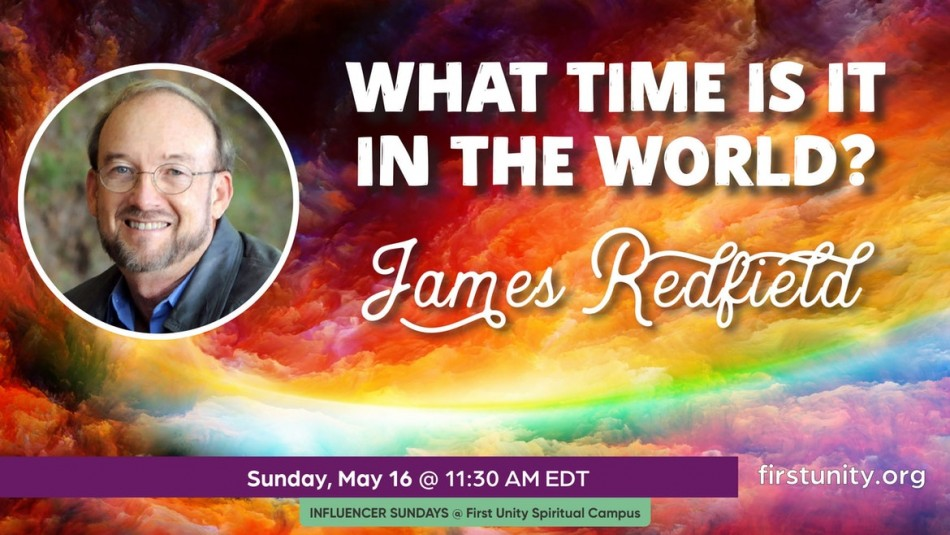 Sunday Celebration with James Redfield