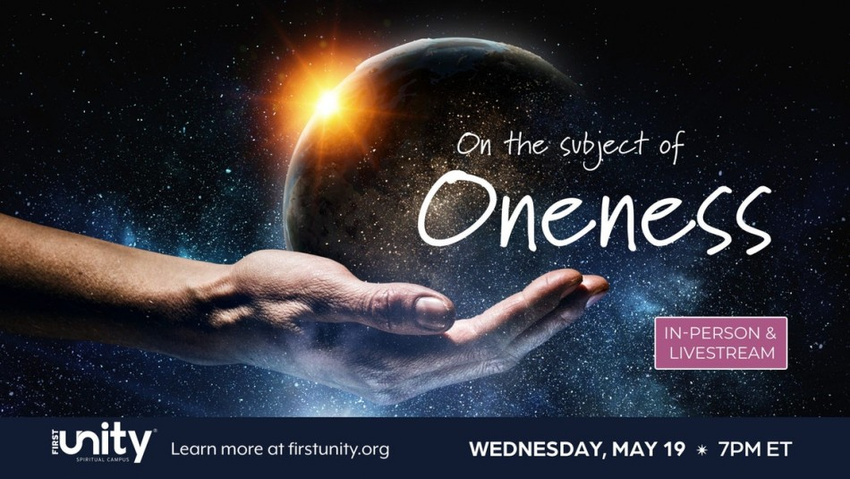 The Subject of Oneness