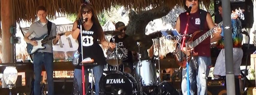 Celebrate Cinco De Mayo w/ Groove 41 at Crumps!