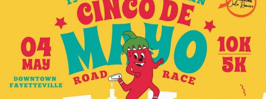 2019 John E. Norman Cinco de Mayo 10K & 5K Road Race