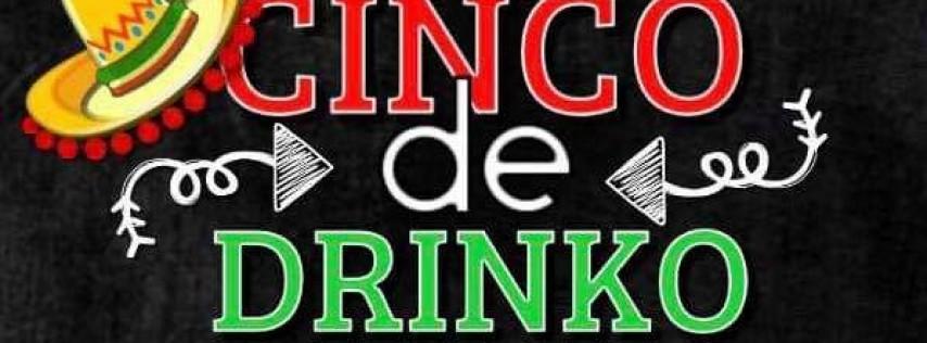Cinco de Drinko at Brewz!