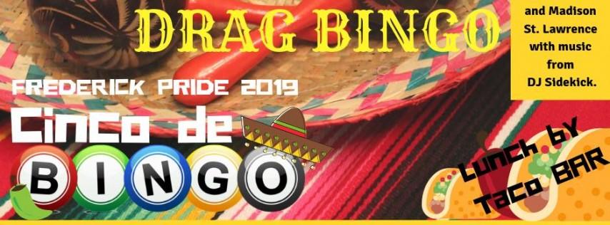 Cinco De Bingo: Drag Bingo