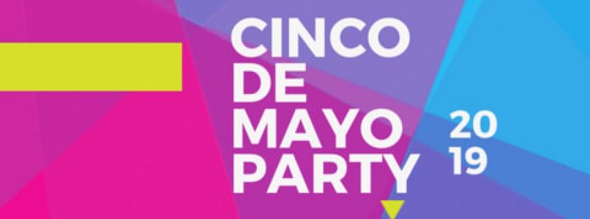 Cinco de MAYO POOL PARTY!