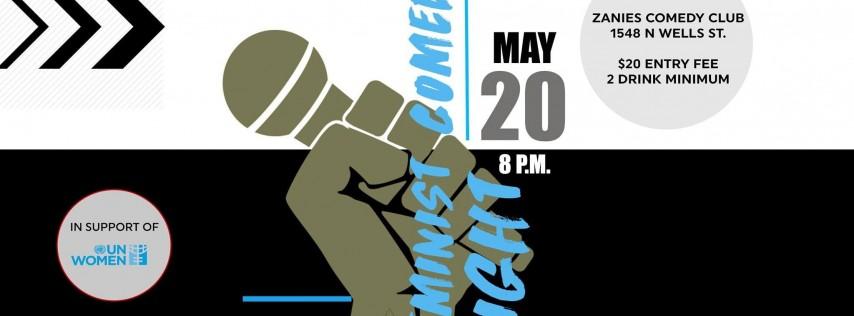 Feminist Comedy Night!