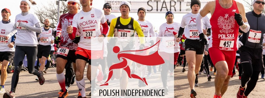 Polish Independence 10K/5K Run & Walk