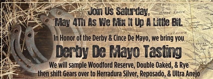 Derby De Mayo Tasting