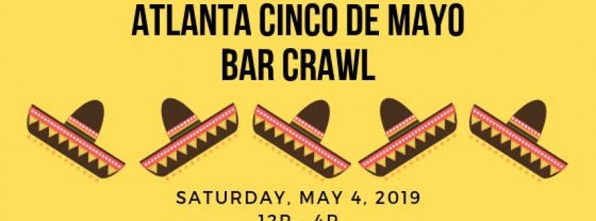 2019 ATL Streetcar Cinco de Mayo Bar Crawl