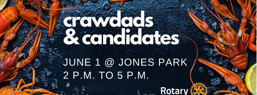 Crawdads and Candidates