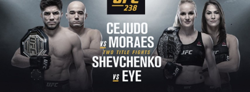 PPV UFC 238 New Orleans Watch Party