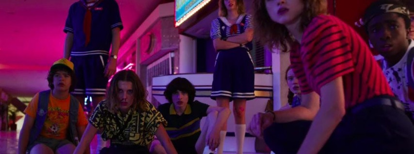 Stranger Things Binge New Orleans Watch Party & July 4th Fireworks