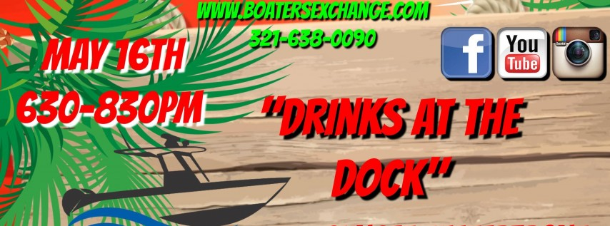 Drinks at the Dock
