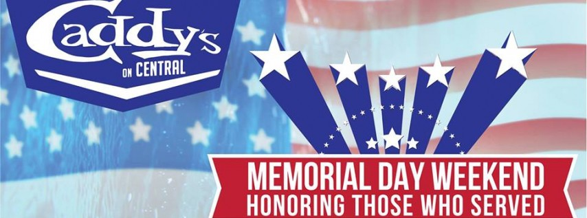 Memorial Day Weekend on Central