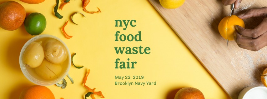 Exhibitor Booth at NYC Food Waste Fair