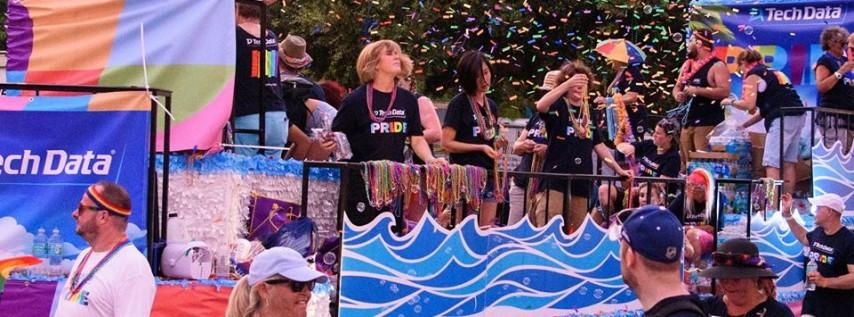 Tech Data St Pete Pride Parade
