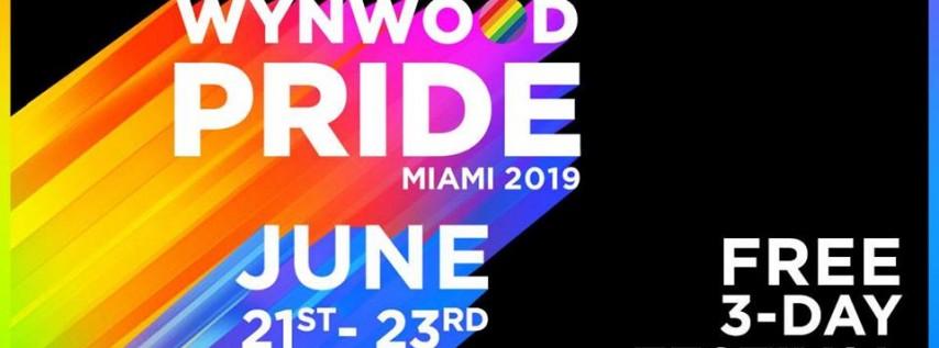 Wynwood Pride 2019 - LGBTQIA+ Music Festival & Pride Block Party
