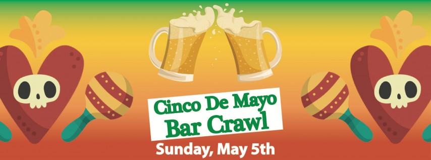 Downtown Wilmington Cinco de Mayo Bar Crawl