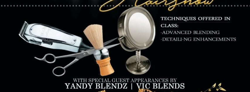 Carolina Barber & Beauty Hairshow