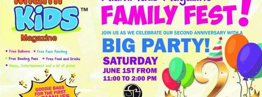 Miami Kids Magazine Family Fest
