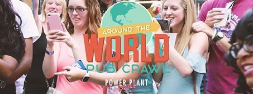 Around The World Bar Crawl