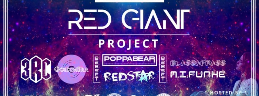 WOMPAHOLICS BIRTHDAY BASH W/ RED GIANT PROJECT