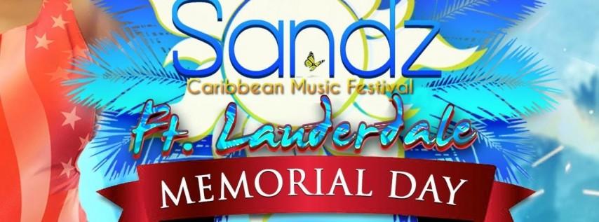 Sandz Caribbean Music Festival (Memorial Day)