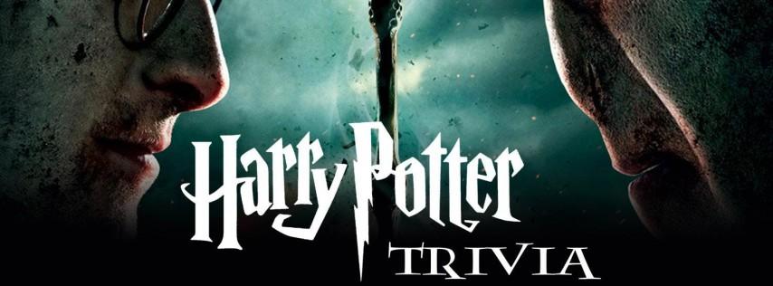 Harry Potter (Movie) Trivia at Lola's Burrito & Burger Joint
