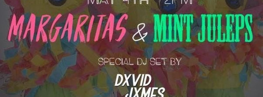 Margaritas & Mint Juleps @ PHD Midtown Cinco De Mayo 5/4