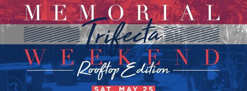 Memorial Day Weekend Rooftop Party