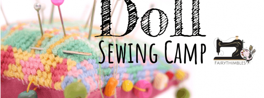 Doll Sewing Camp