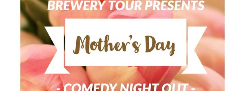 Mother's Day Evening Of Comedy With Kenny Garcia