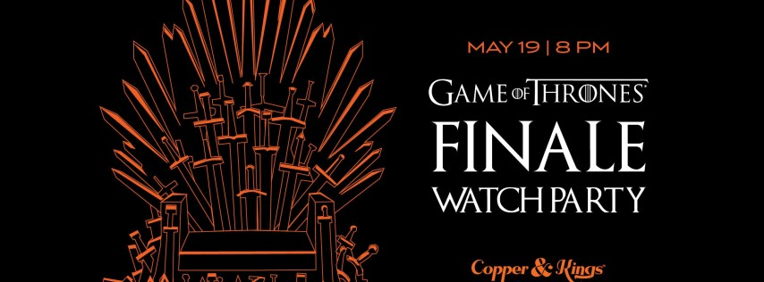Game of Thrones Finale Watch Party