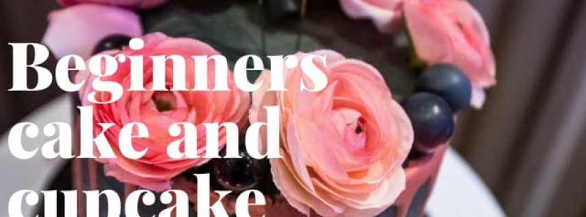 Beginning Cake Decorating Course (May 2019)
